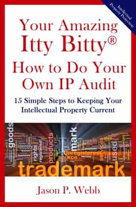 Your Amazing Itty Bitty®: How to Do Your Own IP Audit